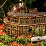 Holiday Train Show 紐約植物園節日火車展 (11/23-1/26)