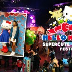 哇靠LA直擊! Hello Kitty's Supercute Friendship Festival 歡樂盛況