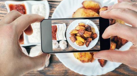 google-food-calorie-app