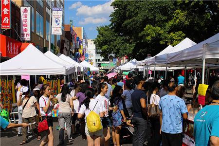 Flushing BID Street Festival001