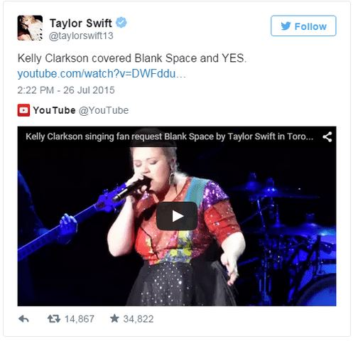 kelly-clarkson-blank-space