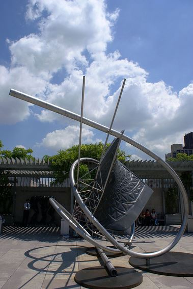FS Sculpture at Metro