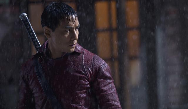 Daniel Wu as Sunny - Into the Badlands _ Season 1, Portraits - Photo Credit: James Dimmock/AMC