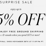 Kate spade surprise sale,低至75% off!