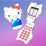 萌翻天 HELLO KITTY 造型手機面世!4月正式開賣!