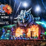 Electric Daisy Carnival EDC 電音嘉年華 (5/14-15)