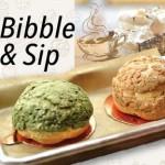哇靠! 甜點企劃: 都市裡輕鬆愜意的新興甜品店 Bibble & Sip