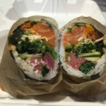 sushi burrito專賣店Pokéworks !