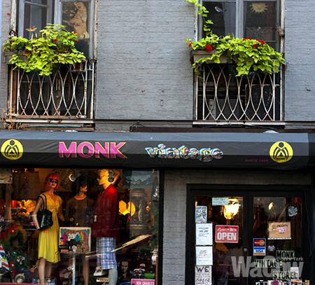 Monk Vintage copy