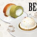 哇靠! 甜點企劃: BESFREN 精緻吸睛又美味的創意甜點!