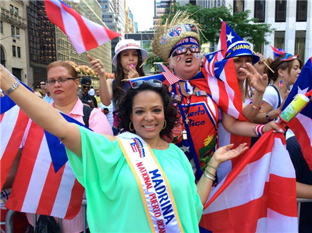 National Puerto Rican Day Parade001
