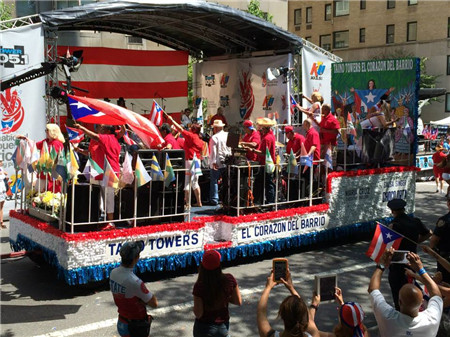 National Puerto Rican Day Parade002