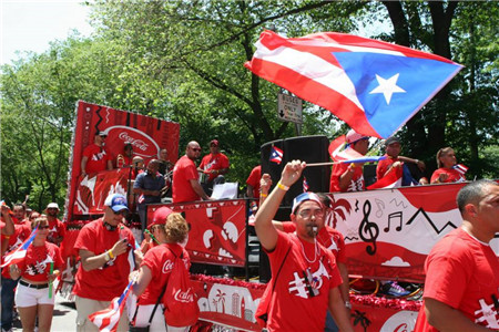 National Puerto Rican Day Parade003