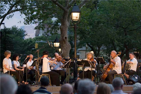 Washington Square Music Festival 003