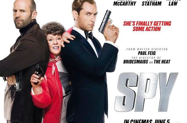 Spy 1- Top Ten Central