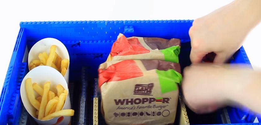 Whopper dispenser 21