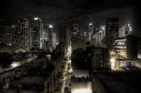 NYC night 1