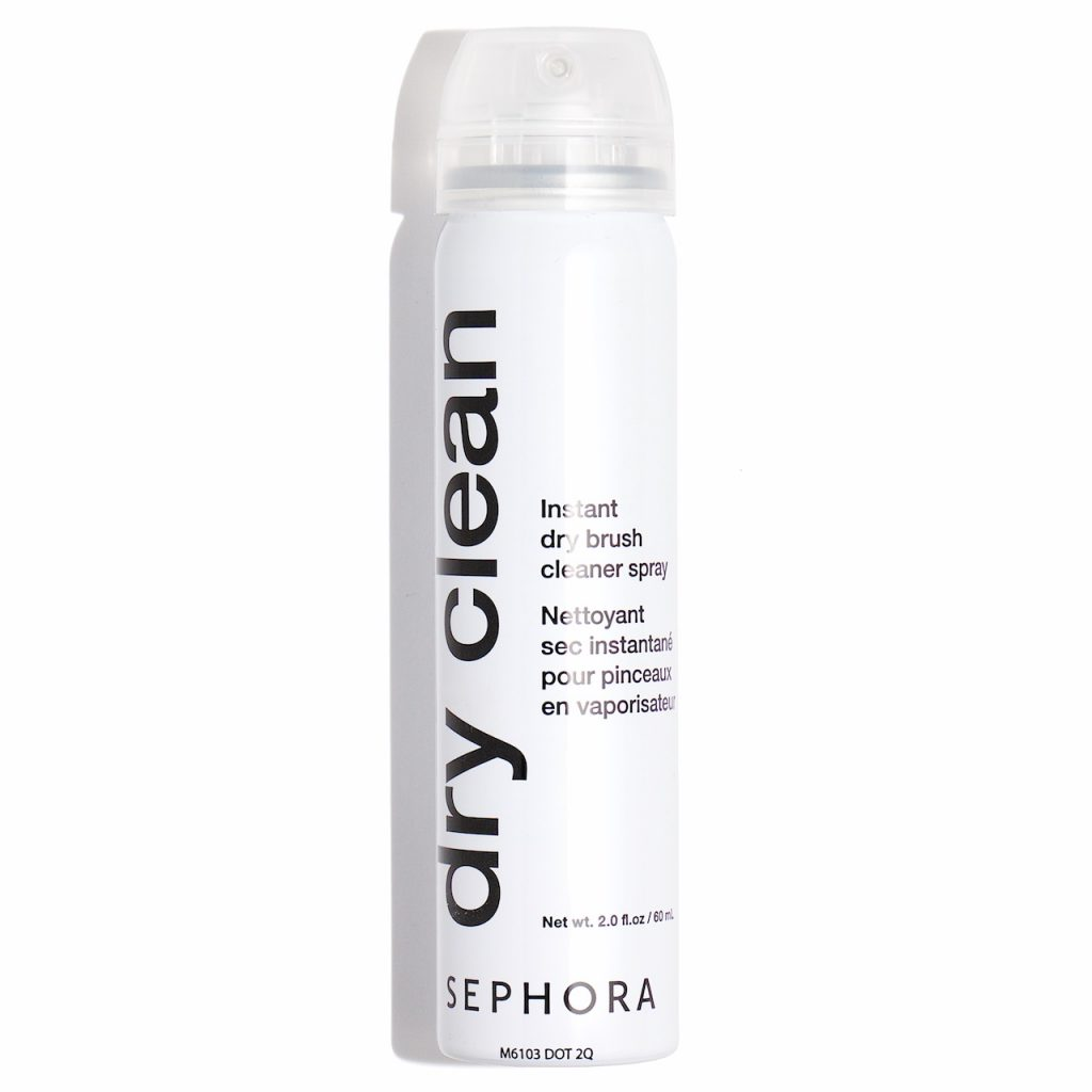 Sephora Instant Dry Brush Cleaner Spray