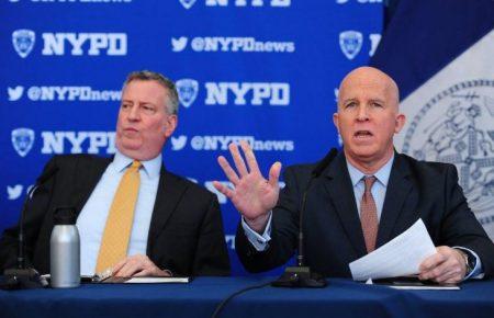 NYPD press conference 1 NY Daily News