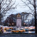 Columbus Circle Holiday Market 哥倫布圓環聖誕市集 (12/4-24)
