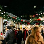 Union Square Holiday Market 聯合廣場聖誕市集 (11/21-12/24)