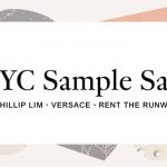 【紐約SAMPLE SALE速報】3.1 Phillip Lim、Versace、Rent the Runway… (3/20-4/15)