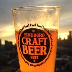 Five Boro Craft Beer Fest 手工啤酒節 (5/18)
