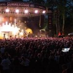 City Parks SummerStage 夏日音樂祭 (6月-10月)