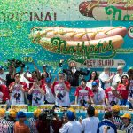 International Hot Dog Eating Contest 国际热狗大胃王竞赛 (7/4)