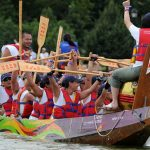 Hong Kong Dragon Boat Festival 香港龍舟節 (8/3-4)