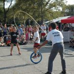 9th Annual NYC Unicycle Festival 紐約市單輪車節 (8/30-9/2)