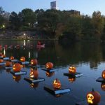 中央公園年度南瓜花燈節 Halloween Parade and Pumpkin Flotilla (10/30)