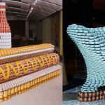 Canstruction罐頭創意模型展回歸Brookfield Place (11/2-15)