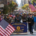 紐約退伍軍人節遊行 New York City Veterans Day Parade (11/11)