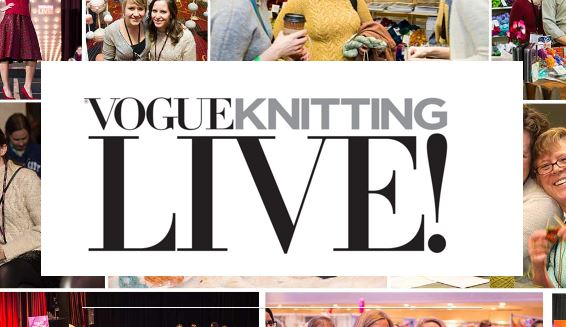 Vogue Knitting LIVE 時尚編織展(1/25-27) • 哇靠!紐約WaCowNY