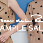 連續六天!Oscar de la Renta Sample Sale 來囉~(9/17-22)