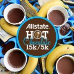 Allstate Hot Chocolate 15k/5k 巧克力馬拉松 (4/27)
