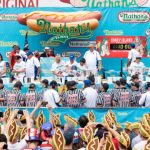 International Hot Dog Eating Contest 國際熱狗大胃王競賽 (7/4)