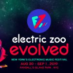 Electric Zoo Festival 電子音樂節 (8/30-9/1)