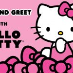 只此一天!Meet and Greet with Hello Kitty見面會 (8/2)