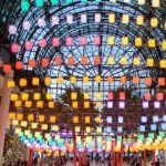 浪漫燈飾Luminaries月底回歸Brookfield Place!(12/4-1/3)
