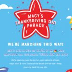 Macy's Thanksgiving Day Parade 梅西百貨感恩節遊行 (11/28)
